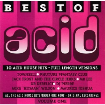 BEST OF ACID HOUSE 1