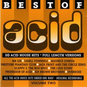 BEST OF ACID HOUSE 2