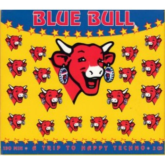 BLUE BULL VOL 1.  (2CD)
