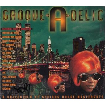 GROOVE-A-DELIC (2CD)