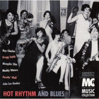 HOT RHYTHM AND BLUES