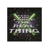 REAL THING: Feel The Force (2CD)