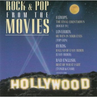 ROCK & POP FROM THE MOVIES