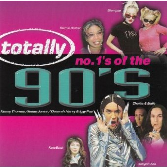 TOTALLY NO.1'S OF THE 90'S