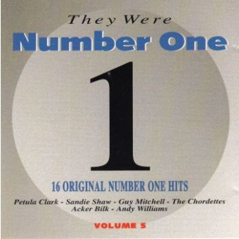 THEY WERE NUMBER ONE 1 VOL 5