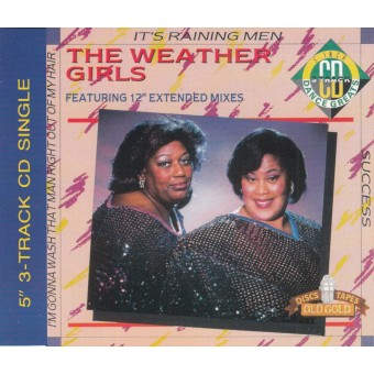 Weather Girls: It's Raining Men