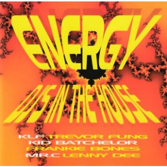 ENERGY DJ'S IN THE HOUSE