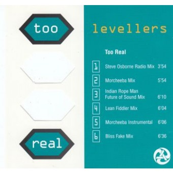 LEVELLERS: Too Real