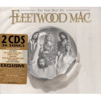 FLEETWOOD MAC: Very Best Of (Rem) (2cd)