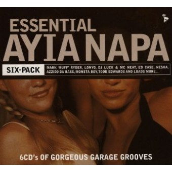 ESSENTIAL AYIA NAPA (6 CD BOX)