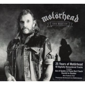 MOTÖRHEAD: The Best Of (rem)