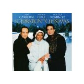 CARRERAS - COLE - DOMINGO: A CELEBRATION OF CHRISTMAS