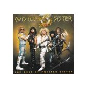 TWISTED SISTER: Big Hits & Nasty Cuts - Best Of