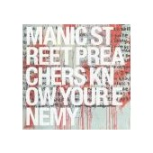MANIC STREET PREACHERS: Know Your Enemy (n)