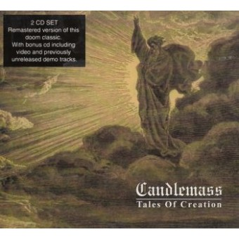 CANDLEMASS: Tales Of Creation (2cd) Rem