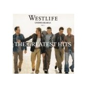 WESTLIFE: Greatest Hits - Unbreakable Vol. 1