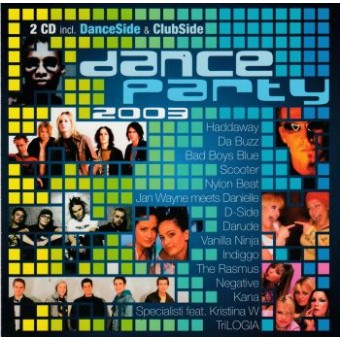 DANCE PARTY 2003 (2CD)