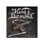 KING DIAMOND: Puppet Master CD+DVD