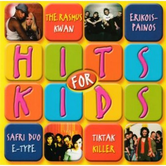HITS FOR KIDS (ERIKOISPAINOS)