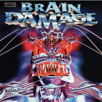 BRAIN DAMAGE (2CD)