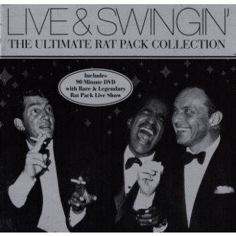 ULTIMATE RAT PACK COLLECTION (CD+DVD)