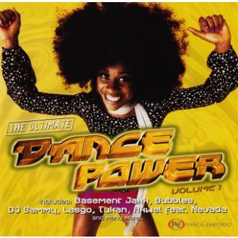 DANCE POWER VOL.1   2CD