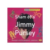 SHAM 69'S JIMMY PURSEY: Revenge Is Not The Password-Code Black