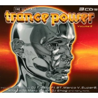 ULTIMATE TRANCE POWER VOLUME 2  (3CD)