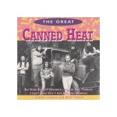 CANNED HEAT: Great Canned Heat (n)