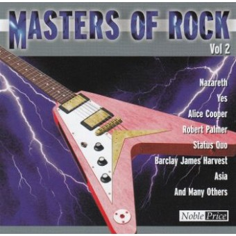 MASTERS OF ROCK VOL. 2
