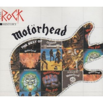 MOTÖRHEAD: Best Of (1995)  (2cd) (n)