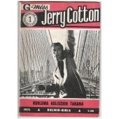 Jerry Cotton 1/1971