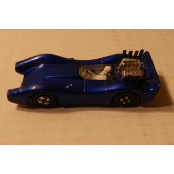 Blue Shark No 81 Matchbox