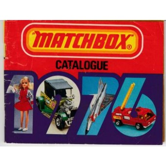 Matchbox catalogue 1976