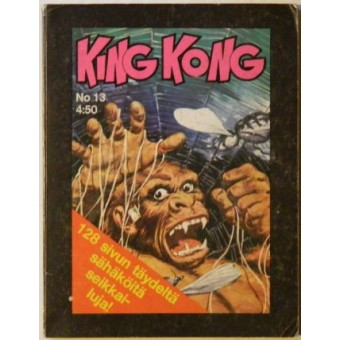 King Kong  No 13/1975