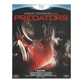 PREDATORS Blu-ray & dvd