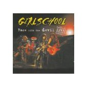GIRLSCHOOL: Race With The Devil - Live
