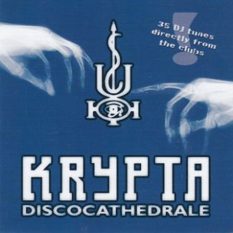 KRYPTA DISCOCATHEDRALE BLUE (2CD)