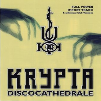 KRYPTA DISCOCATHEDRALE YELLOW (2CD)