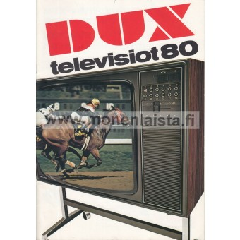 DUX televisiot 80