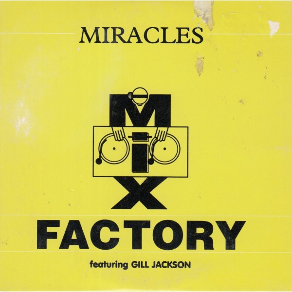 Mix Factory feat. Gill Jackson: Miracles