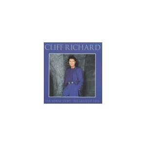 RICHARD CLIFF: Whole Story- His Greatest Hits (2CD)
