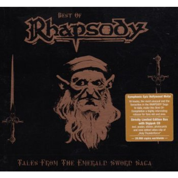 RHAPSODY: Best Of - Tales From the Emerald Sword Saga