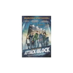 ATTACK THE BLOCK - JENGIT VS ALIENIT