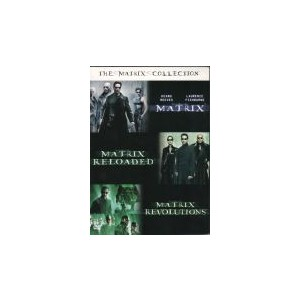 MATRIX COLLECTION 3 DVD